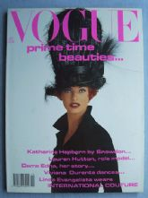 Vogue Magazine - 1991 - October